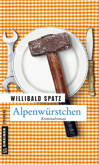 Alpenwürstchen - Birnes fünfter Fall - cover