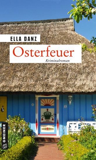 Osterfeuer - Kriminalroman - cover