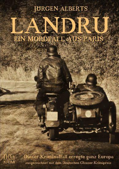 LANDRU - Ein Mordfall aus Paris - cover