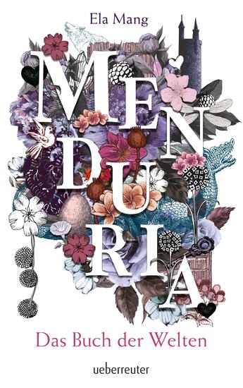 Menduria - Das Buch der Welten - cover