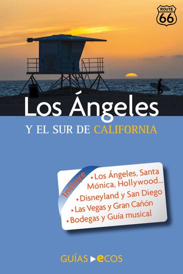 Los Ángeles Y el sur de California - cover
