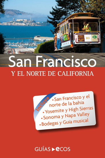 San Francisco y el norte de California - cover