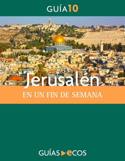 Jerusalén En un fin de semana - cover