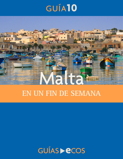 Malta En un fin de semana - cover