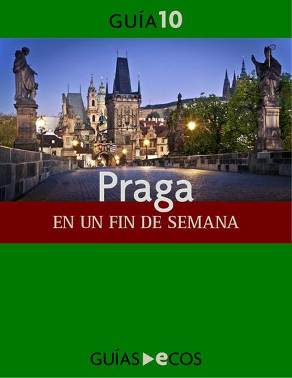 Praga En un fin de semana - cover