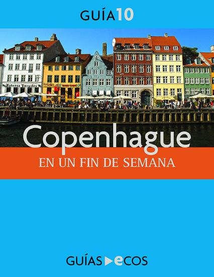 Copenhague En un fin de semana - cover