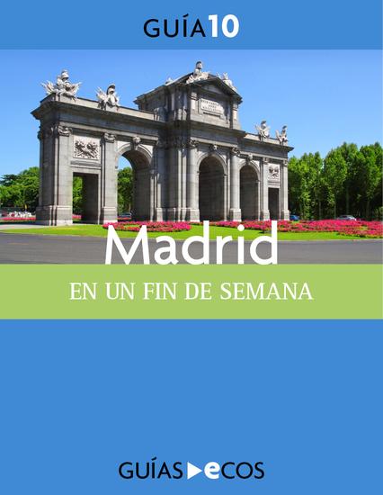 Madrid En un fin de semana - cover