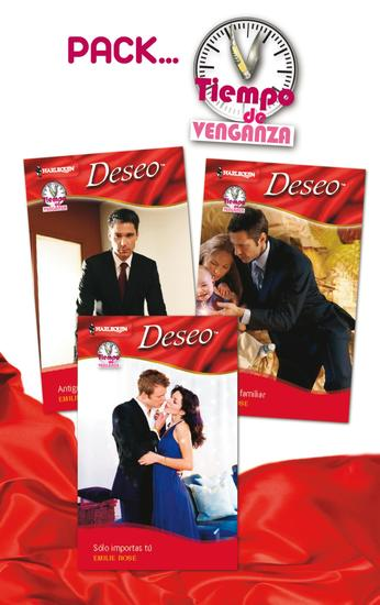 Pack Miniserie Venganza - cover