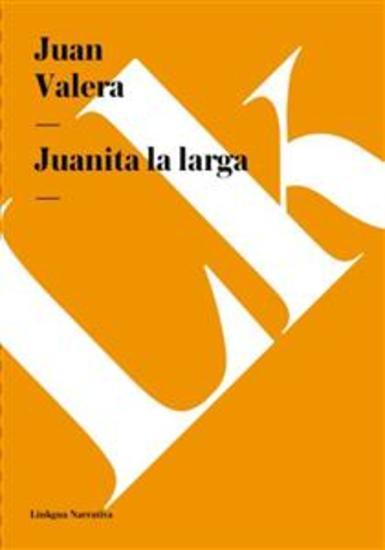 Juanita la larga - cover