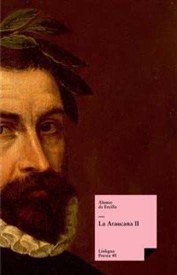 La Araucana II - cover