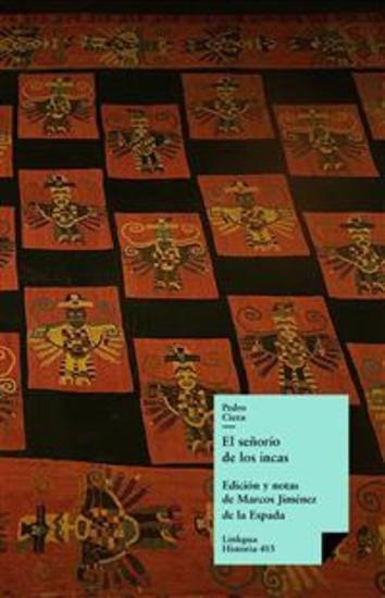 El señorío de los incas - cover