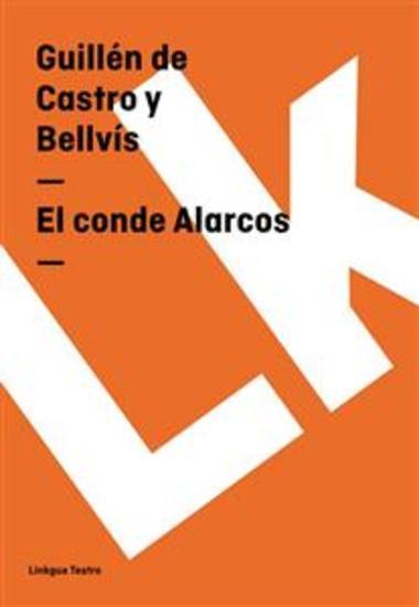 El conde Alarcos - cover
