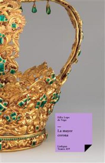 La mayor corona - cover