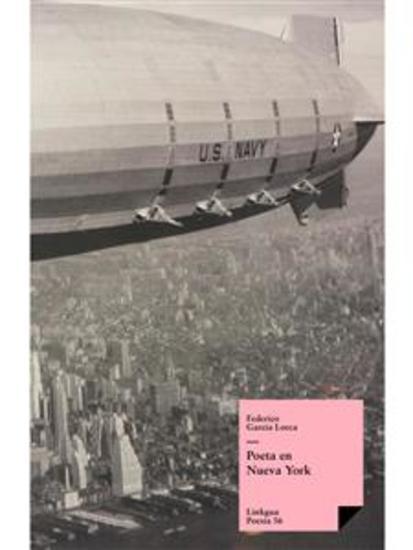 Poeta en Nueva York - cover