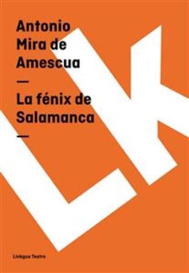 La fénix de Salamanca - cover