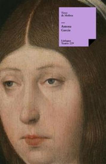 Antona García - cover