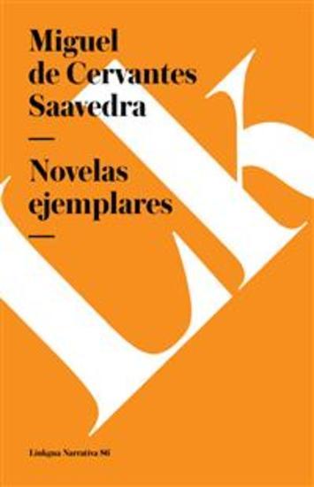 Novelas ejemplares - cover