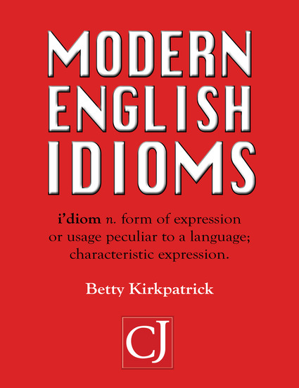 Modern English Idioms - cover