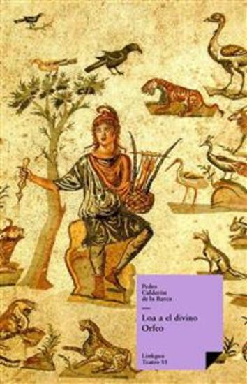 Loa a el divino Orfeo - cover