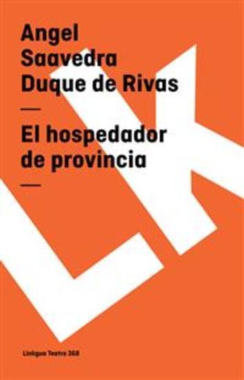 El hospedador de provincia - cover