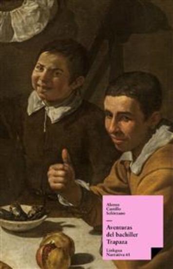 Aventuras del bachiller Trapaza - cover