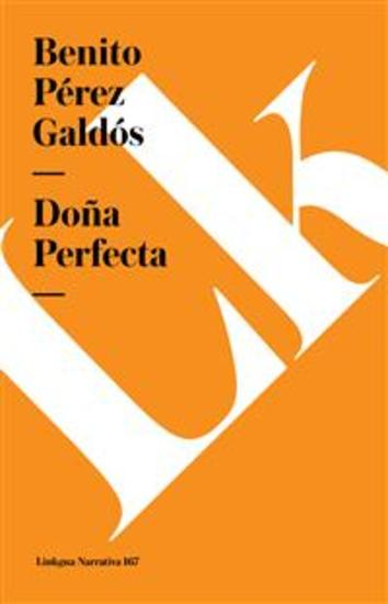 Doña perfecta - cover