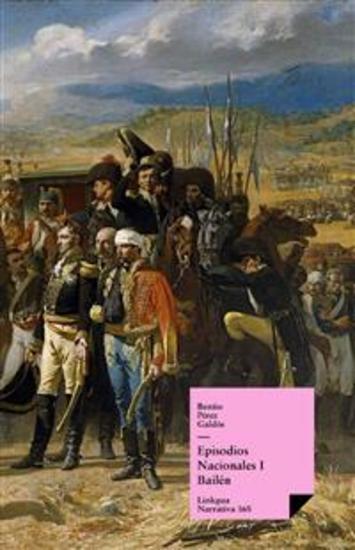 Episodios nacionales I Bailén - cover