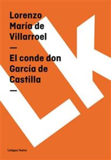 El conde don García de Castilla - cover