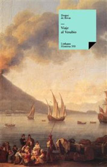 Viaje al Vesubio - cover