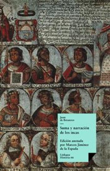 Suma y narración de los incas - cover