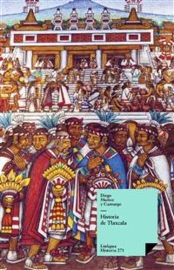 Historia de Tlaxcala - cover