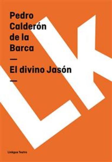 El divino Jasón - cover