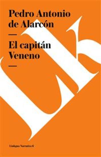 El capitán Veneno - cover