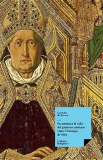 Escomienza la vida del glorioso confesor santo Domingo de Silos - cover