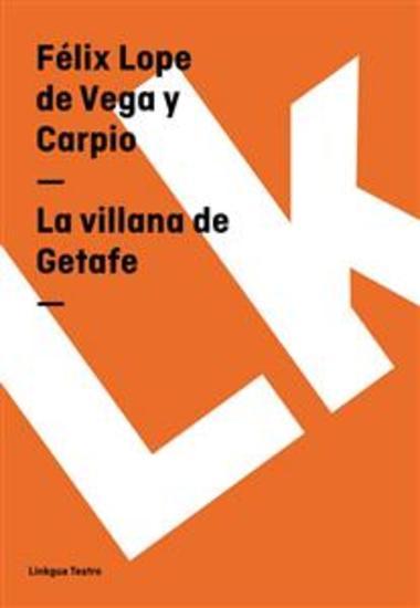 La villana de Getafe - cover