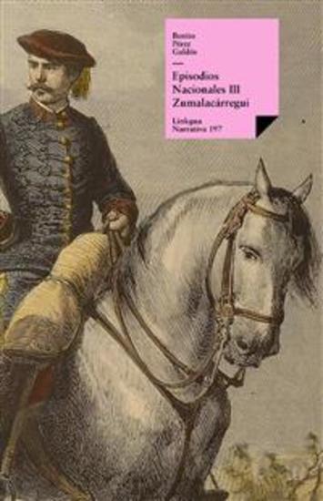 Episodios nacionales III Zumalacárregui - cover