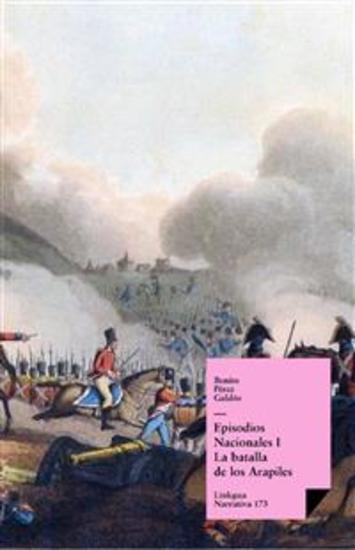 Episodios nacionales I La batalla de los Arapiles - cover