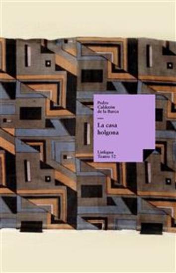 La casa holgona - cover