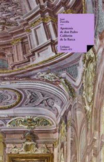 Apoteosis de don Pedro Calderón de la Barca - cover