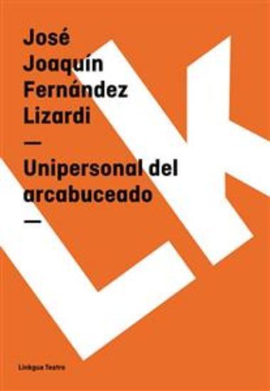 Unipersonal del arcabuceado - cover