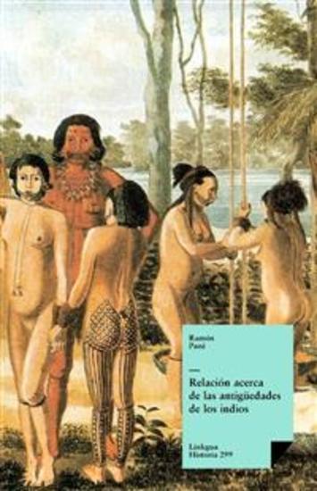 Relación acerca de las antigüedades de los indios - cover