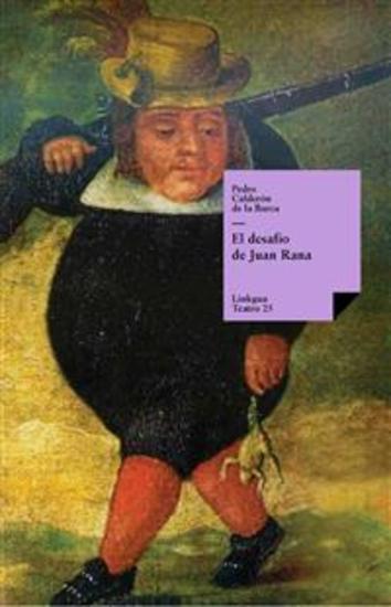 El desafío de Juan Rana - cover