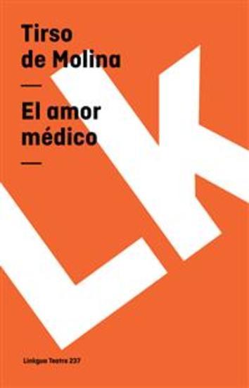 El amor médico - cover