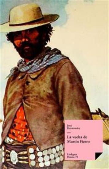 La vuelta de Martín Fierro - cover