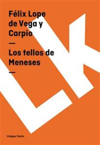 Los tellos de Meneses - cover