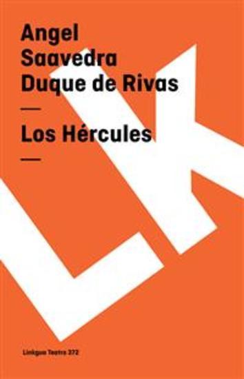 Los Hércules - cover