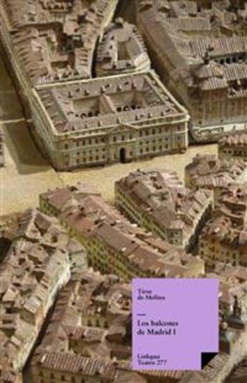 Los balcones de Madrid I - cover