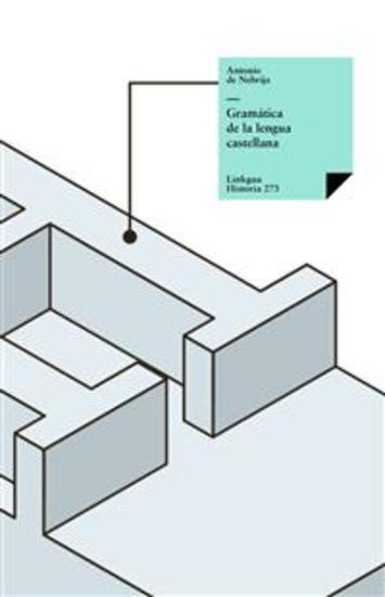 Gramática de la lengua castellana - cover
