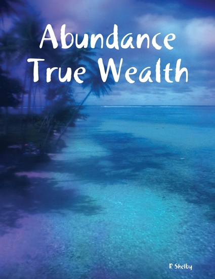 Abundance True Wealth - cover