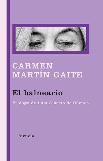 El balneario - cover